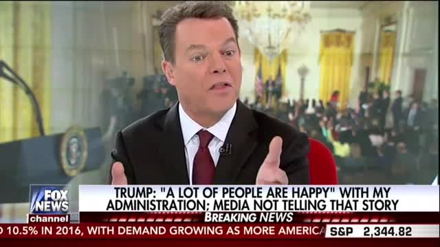 Shep Unhinged, Claims Trump Staff Was Calling Russia During Hackings