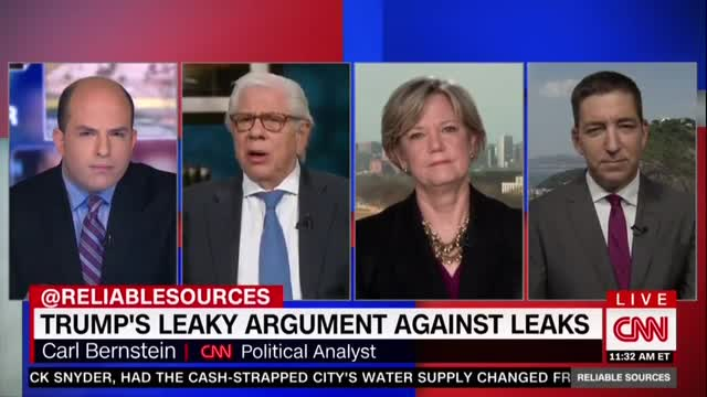 CNN All-In on Authoritarian Label, Trump's Thoughts Are Brain Tumors