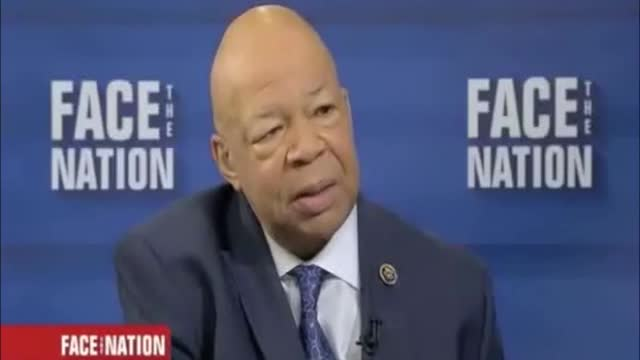 Cummings: 'I Keep Telling People, This is Our President'
