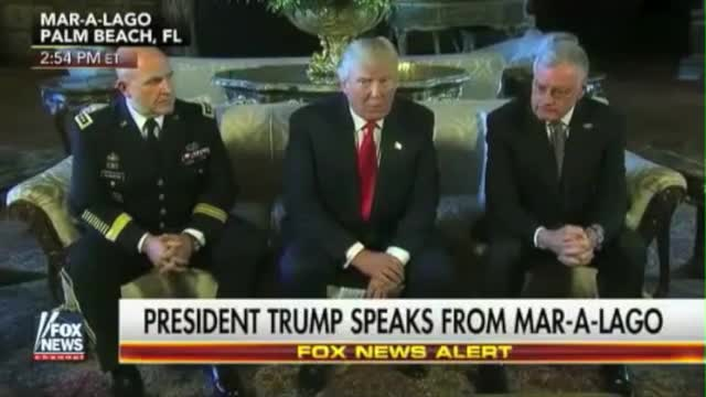 Trump Nominates H.R. McMaster for National Security Advisor, Keith Kellogg for Security Chief of Staff
