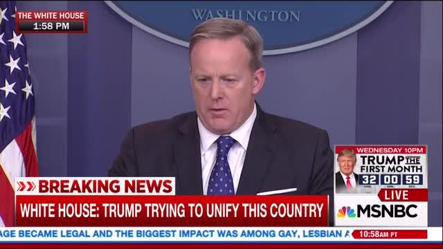 Brennan Touts SPLC in Hitting Spicer from Left on Attempts to Link Trump to Anti-Semitism