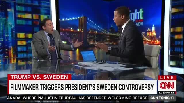 CNN's Lemon Tries to Argue Not Really a Crime Increase in Sweden