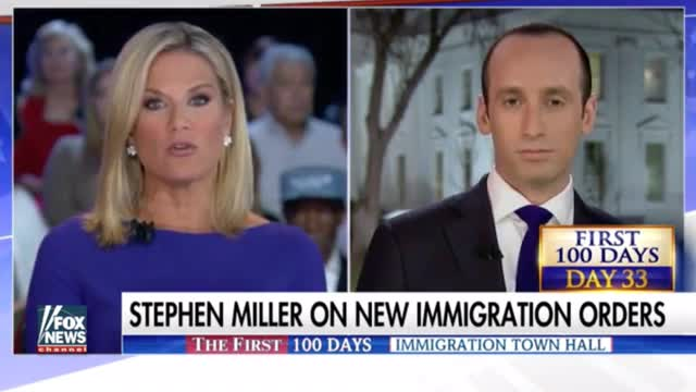 Miller: Trump's New Immigration Order Will Have 'Same Basic Policy Outcome'