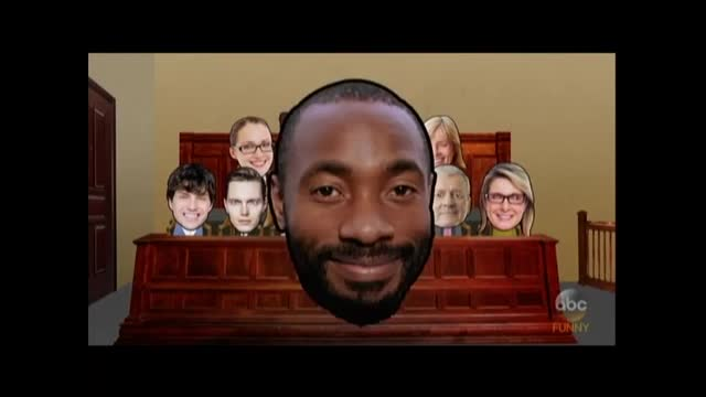 "Blackish ""One Angry Man"" - Judicial System"