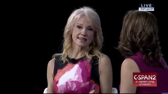Conway: Feminism 'Seems to Be Very Anti-Male' and 'Very Pro-Abortion'