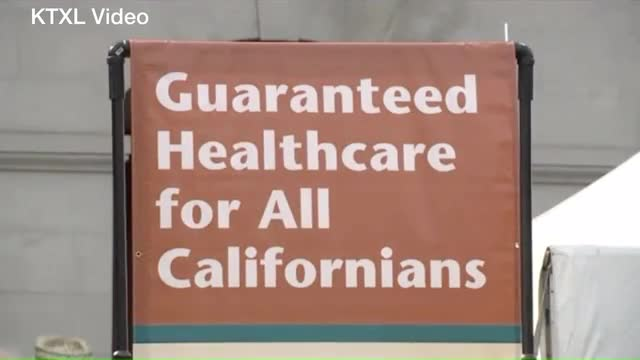 Californians Rally for Single-Payer Health Care System