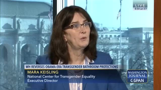 Transgender Activist: 'Your Child Is Not at Risk From a Transgendered Child. You Are Projecting…'