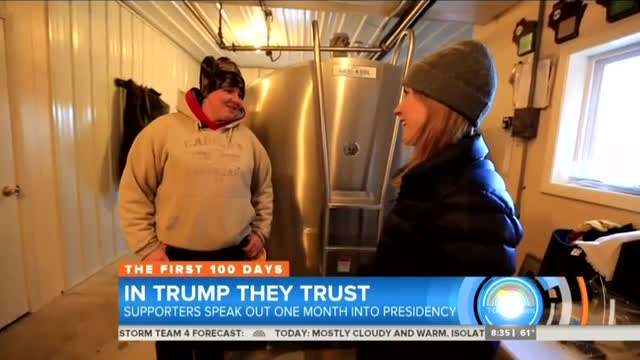 Trump Voters Defy NBC Attempts to Get Them to Criticize President