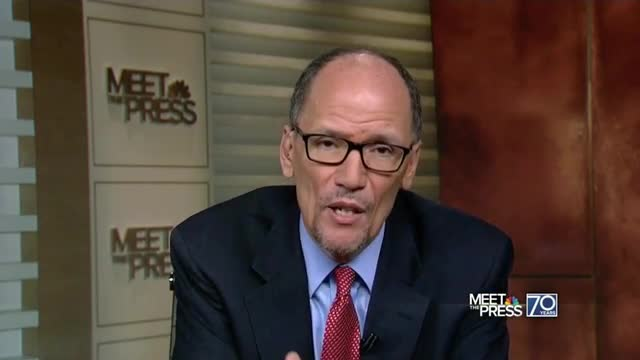 New DNC Chair: Dems Will Communicate Their Message Through Lawsuits, Winning State and Local Elections