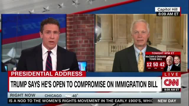 CNN's Cuomo Wrongly Claims Illegal Immigrant Crime Lower Than Citizens