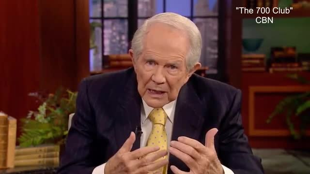 Pat Robertson: Attacks on Trump Are 'Satanic'