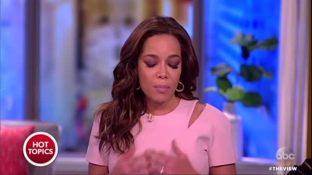 The View Blasts Trump: 'He Exploited That Widow'
