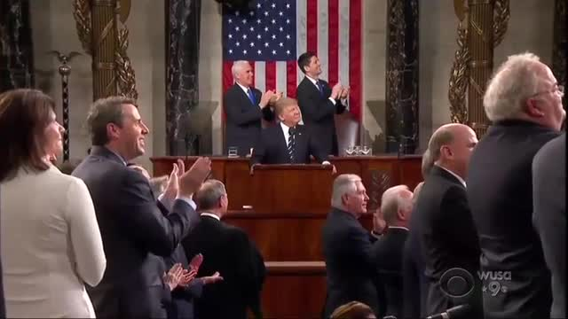 CBS Whines: Trump Did Not Mention the Troops or NATO Allies in Address