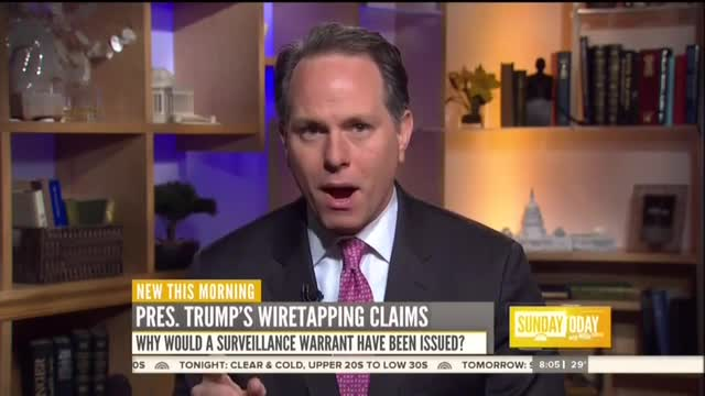 NBC: If FISA Court Approved Taps, Trump Campaign Was 'Colluding with the Russians'