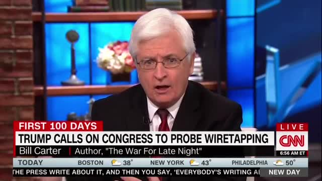 CNN: Trump Only Gets His Info from 'Propaganda' Right-Wing Sites, Talk Radio