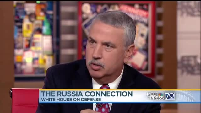 Tom Friedman: Take Nuclear Codes Away from 'Juvenile' Trump