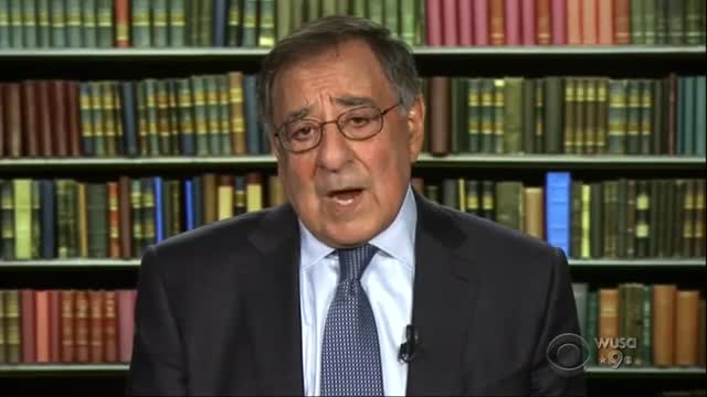 CBS's Scott Pelley Tees-Up Leon Panetta to Smear Trump Administration as Irrational