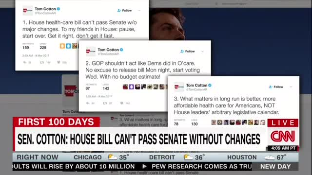 Camerota to Dem. Senator: 'Are You Going to Write A Thank-You Letter' To GOP Senator?