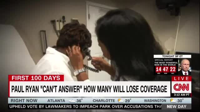 CNN Hammers GOP Health Care Plan, Ignores ObamaCare Failures