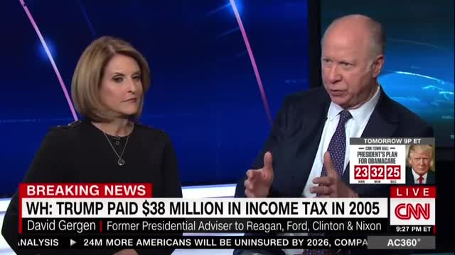 CNN Mocks MSNBC's Hyped Trump Taxes Exclusive: Not 'Explosive'
