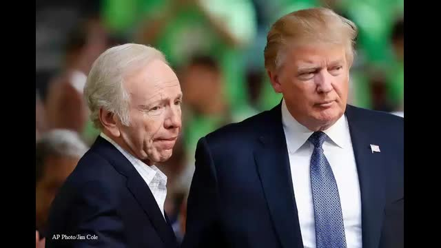 Lieberman Welcomes 'Change in the White House Attitude' on Iran Under Trump (Audio)