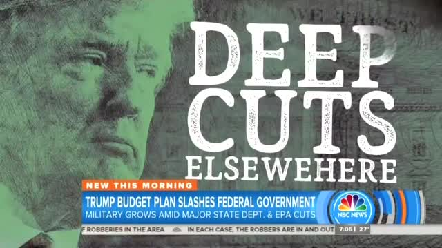 NBC: Which 'Popular Programs' Will Be 'Slashed' by Trump Budget?