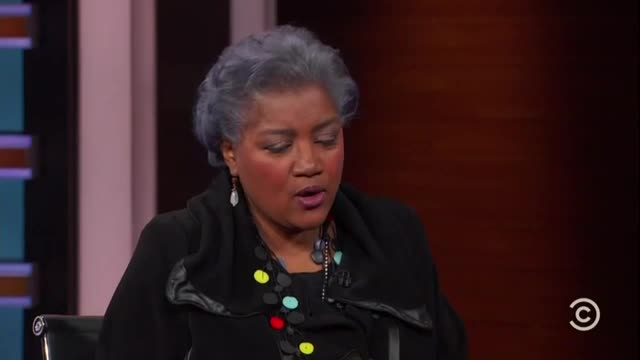Brazile Defends Wikileaks Scandal: 'You Want to Make Sure That Those Questions' Are 'Out There'