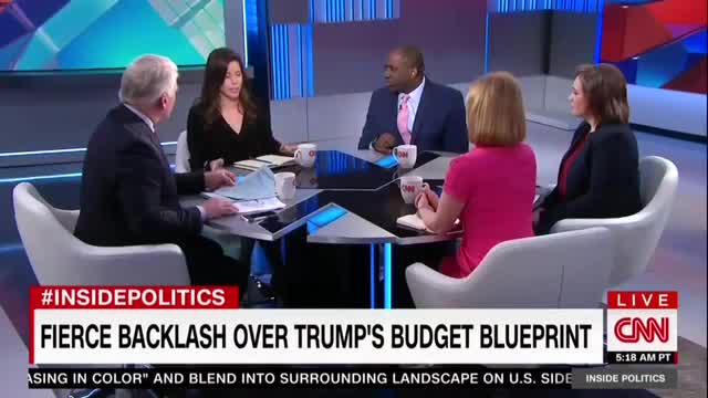 CNN Panelist Scolds: 'We Cannot Have a Grown-Up Conversation' on Spending