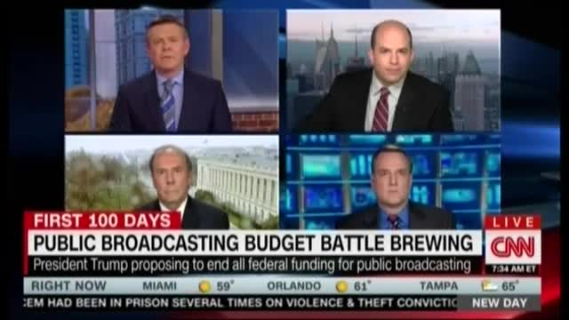 CNN Anchors Asks MRC's Gainor If Defunding PBS Is 'Conservative Revenge'