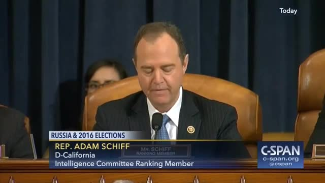 Ranking Democrat: 'We Do Not Yet Know Whether the Russians Had the Help of U.S. Citizens'