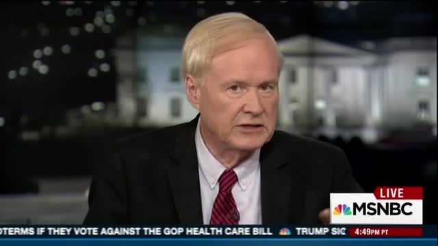 Matthews Thinks 'Basic Journalism,' Big Papers Should 'Be Believed'; Compares Trump to O.J.
