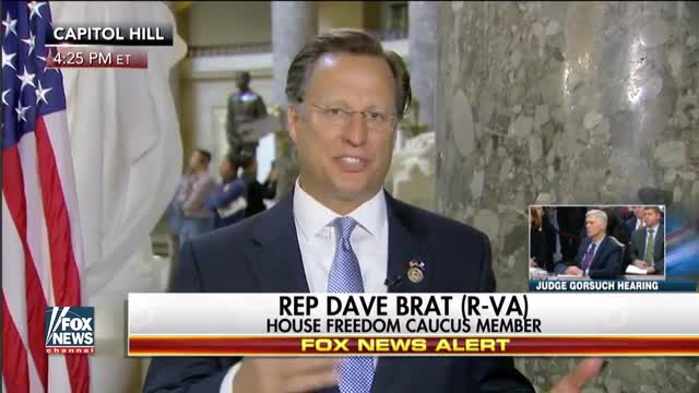 Rep. Dave Brat on Obamacare Replacement Bill