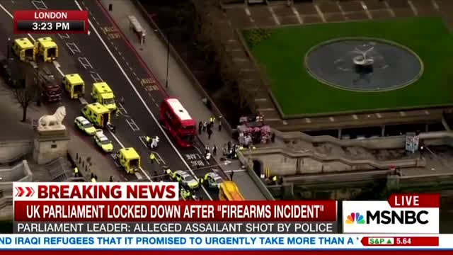 NBC Reporter Fears London Terror Will 'Put Wind in the Sails' of 'Right-Wing Movement'