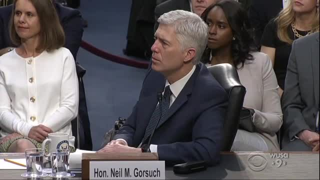 Nets Throw in the Towel: Move on from Gorsuch, Admit 'Headed' for SCOTUS