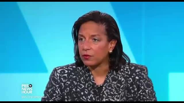 Susan Rice Speaks on White House Putting Out Information That is 'Inaccurate if Not Deliberately False'