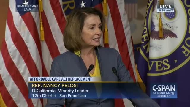 Pelosi: 'Rookie Day' for Republicans