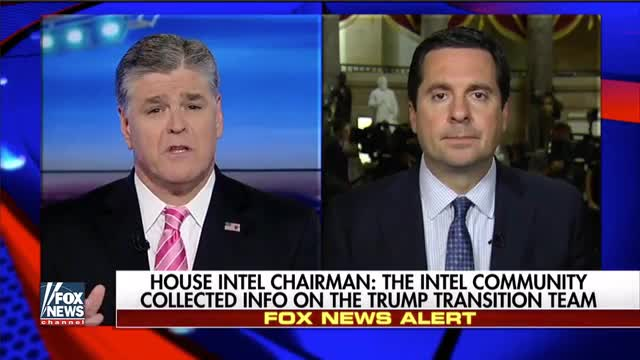Nunes: Need to Know Who Requested Unmasking of Names in Widely Disseminated Intel Reports