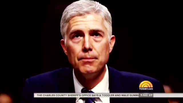 NBC Admits Gorsuch 'Unscathed,' Justifies Dem Filibuster Anyway