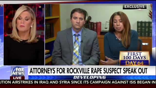 Defense Attorneys for Rockville Rape Blame Trump for Public Outrage