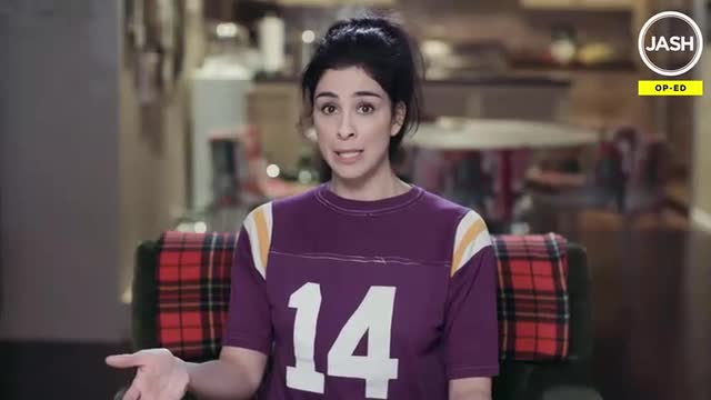 Sarah Silverman Attacks 'Evil' Banks and Trump Over Pipeline