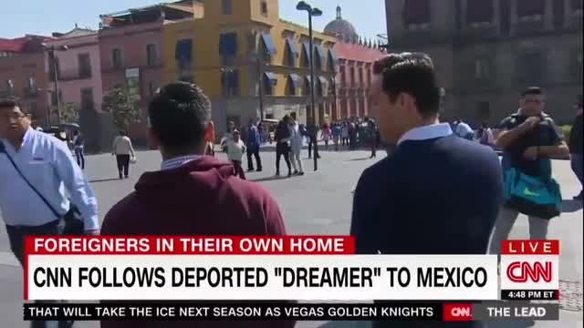 Seriously?! CNN Complains About the Deportation of Drunk Driving DREAMer