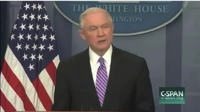 AG Sessions Pleads with Maryland Not to Become a Sanctuary State