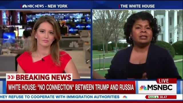 April Ryan Hilariously Claims She Doesn't 'Have an Agenda' After Tense Exchange with Spicer (Pt. 2)