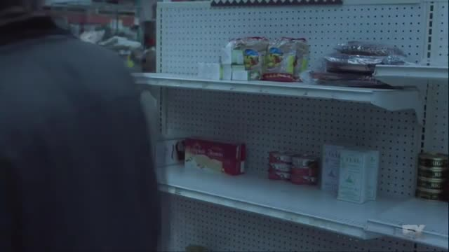 FX's The Americans Shows Socialism in Action: Barren Shelves in Soviet Moscow