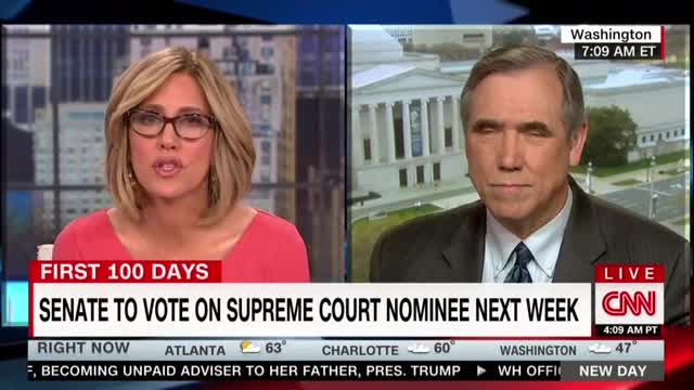 CNN's Camerota Lets Angry Democrat Blast Gorsuch Over 'Stolen Seat'