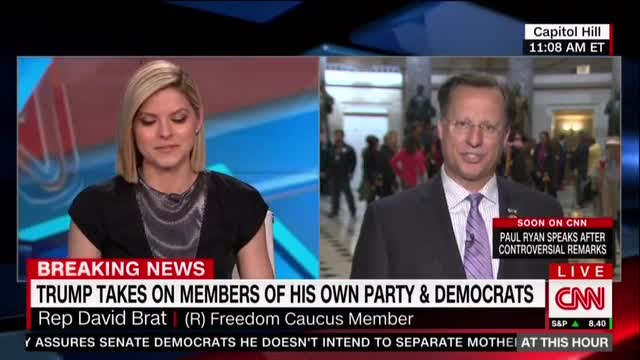 GOP Rep. Calls Out CNN: Media 'Likes to Hit Conservatives'