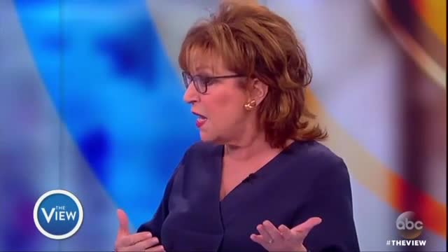 'He Needs to Be Impeached!' Joy Behar Freaks Out on the View Over Trump