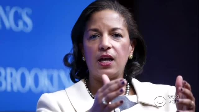 ABC, NBC Cover-Up Revelation Susan Rice Ordered Trump Aides Unmasked, CBS Defends