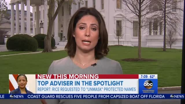 Networks Finally Report Rice Revelation Only to Defend Obama Admin's Actions