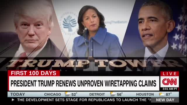 CNN Partisan Cuomo Spins Susan Rice Story as 'Another Fake Scandal'